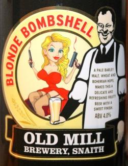 Blonde Bombshell